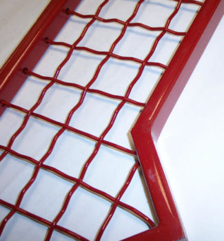 """1"""" x 1/2"""" x 1/8"""" Banded Channel Frame"""