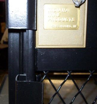 Slide Door Lock Keeper & Door Keeper
