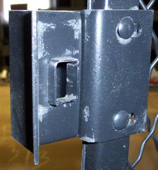 Slide Door Lock Keeper